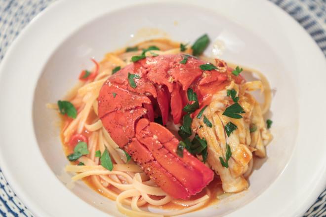 Linguine alla aragosta (lobster)! | freddyO